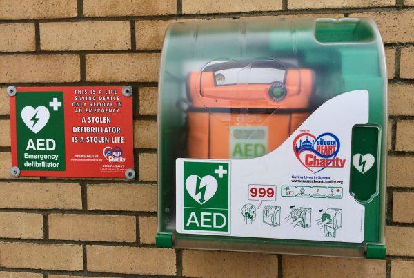 Community CPR and Defibrillator