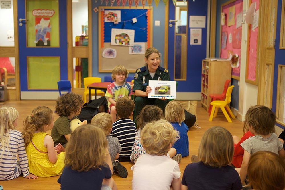 School and Nursery Visits