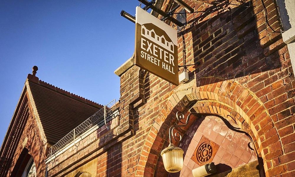 Exeter Street Hall Community Defibrillator