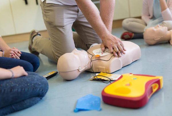 First Aid Training Centre in Sussex