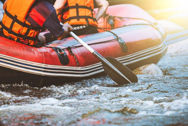 Watersport First Aid Training Sussex